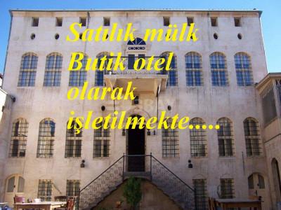 Gaziantep'de tarihi bölgede 14 odalı 30 yataklı Satılık Butik Otel