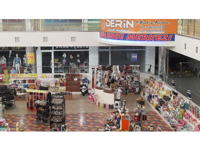 Gaziantep Karataş Merkezde Lapis AVM'de Kiralık Dükkan