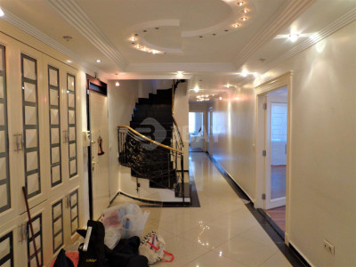 ibrahimli de  6+1 Temiz Bakımlı Garajlı SATILIK Dublex Daire